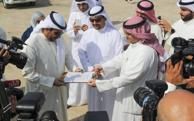 Kuwait Environment Agency receives official used tires site