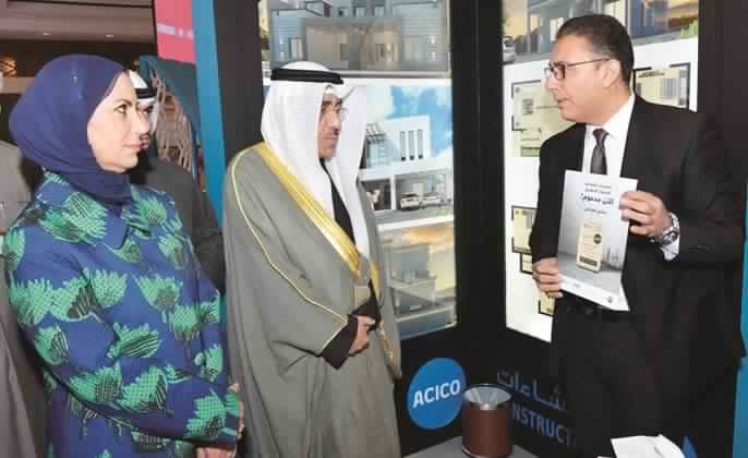 «ACICO» participates in the seventh exhibition of industries and construction
