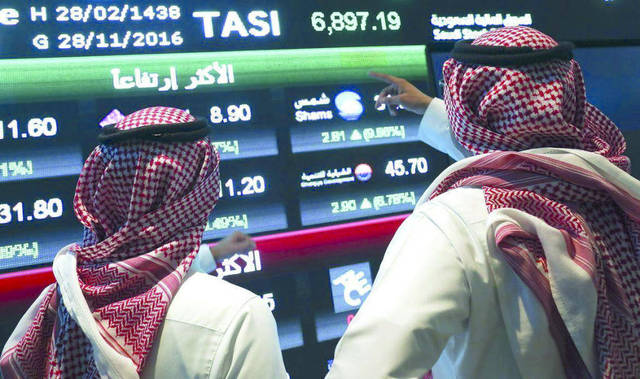 The return of trade war fears put Gulf bourses in a cautious box
