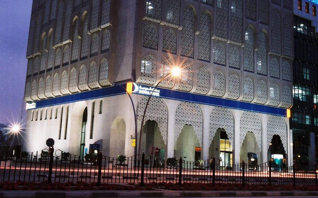 Doha Bank profits fell 9.15% in 2019