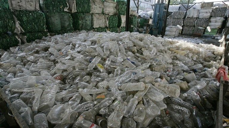 China is moving against importing foreign waste