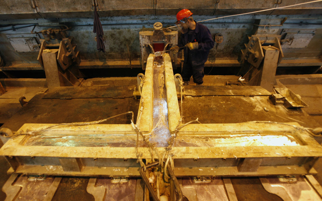 5.7 million profit from the sale of the Kuwait Foundry Americana shares