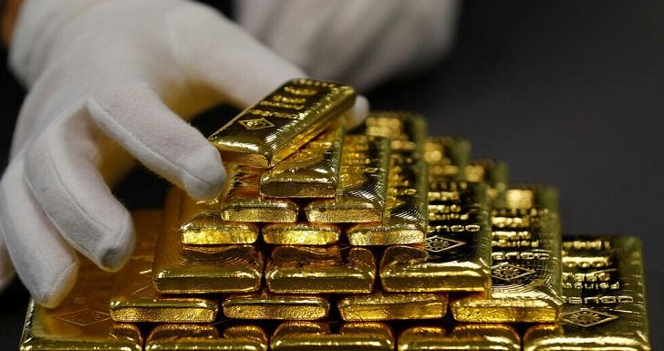 Gold prices decline in global markets