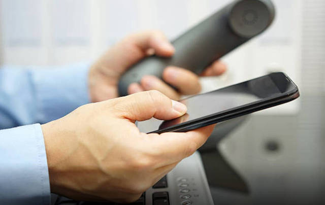 The number of mobile phone users in Oman decreased during April