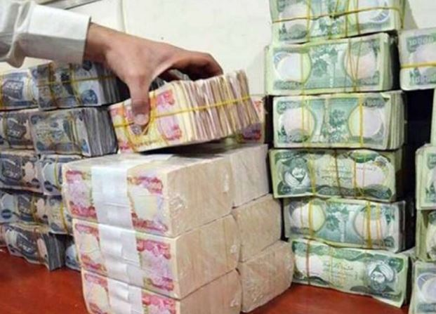 Iraq sends more than one billion dinars to the Kurdistan region