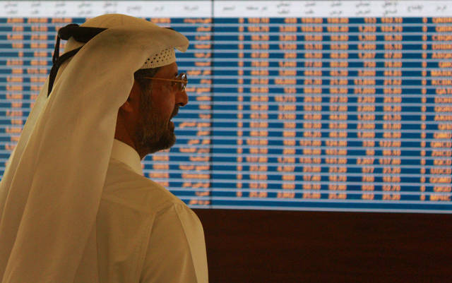 Gulf retreat in conjunction with the decline in quarterly profit
