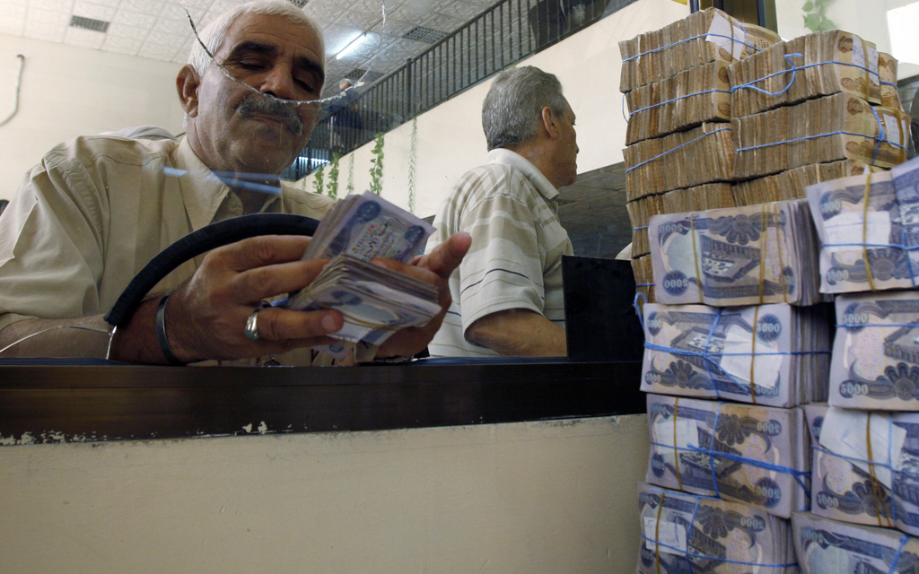 CBI sales of foreign currency back down to $ 1.2 million